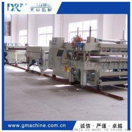 PVC波纹板挤出生产线
