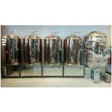 500升一拖六大型精釀啤酒設備商用一體機