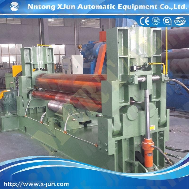 W11NC卷板机 液压对称式卷板机 三轴卷板机