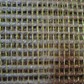 厂家直销金属隔断网帘 密纹编织金属网