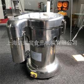上海小型电动榨汁机,冷饮店苹果压榨机,梨子榨汁机