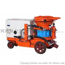 混凝土喷射机应用范围混凝土喷射机主要工作原理