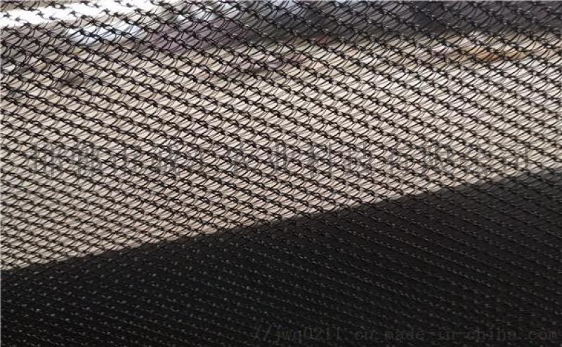 供應陝西連棟溫室大棚遮陽系統外遮陽黑色圓絲遮陽網