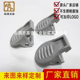 廠家定制五金配件 款式多樣  炭鋼拉鏈頭