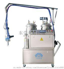 久耐机械的小型聚氨酯发泡机怎么样