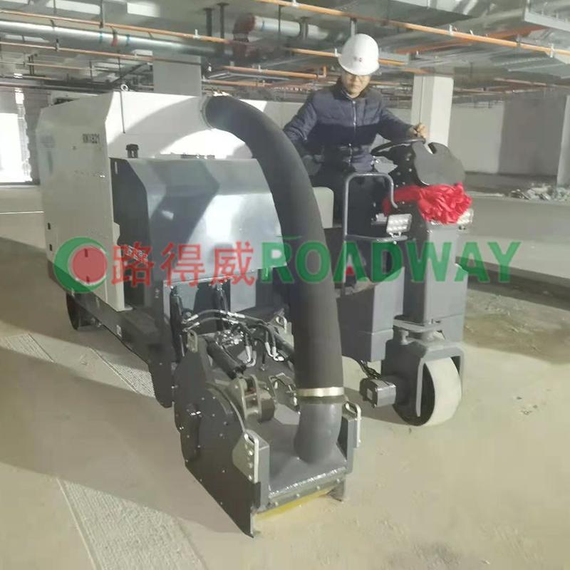 路面铣刨机小型铣刨机 路得威RWXB21环保铣刨回收车 铣刨机施工铣刨机施工