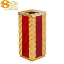 SITTY斯迪95.1040木質大堂垃圾桶
