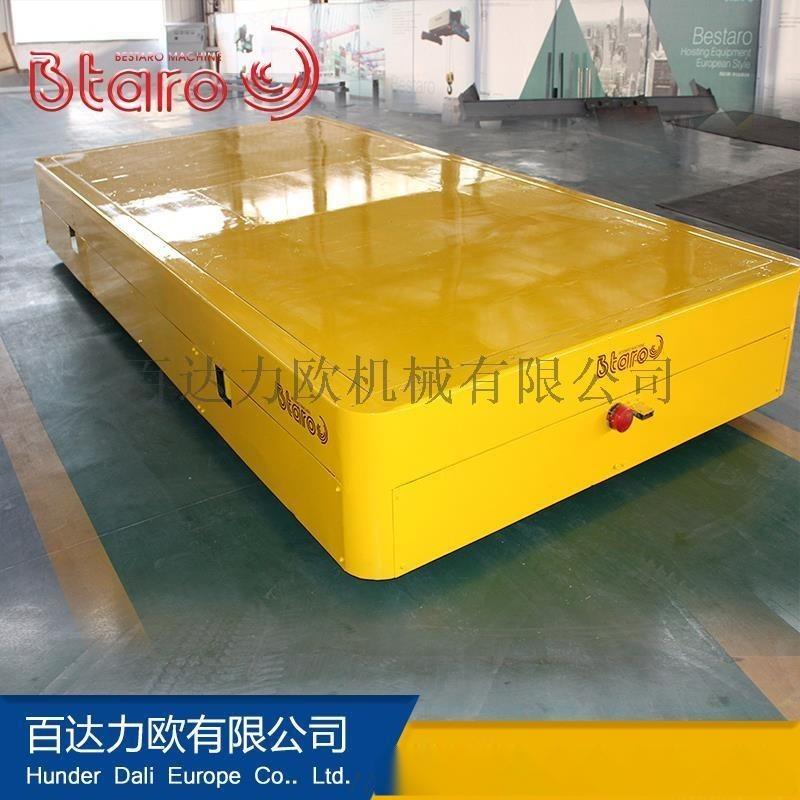 轻型工具车液压升降平车搬运模具无轨车蓄电池平板车