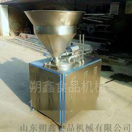 30不锈钢灌肠机 山东朔鑫30灌肠机