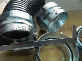 内层双扣不锈钢软管厂家