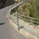钢丝绳柔性绳索护栏,绳索护栏加工参数,绳索护栏属性