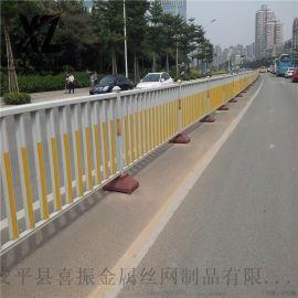 道路护栏作用、道路中央护栏、栅栏道路护栏