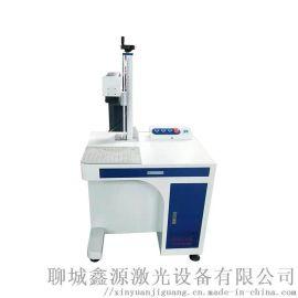 茶叶包装商标雕刻机小型光纤激光打标机