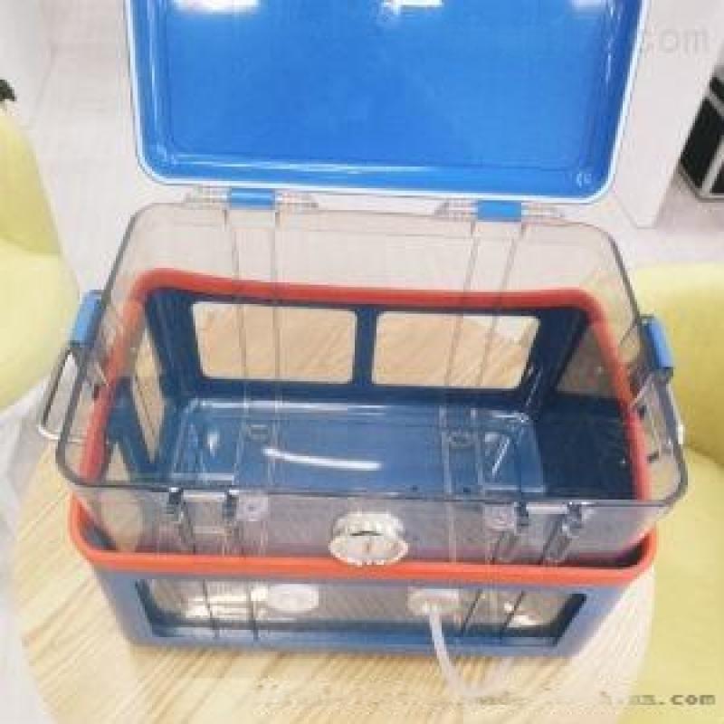 便携式真空箱气袋采样器