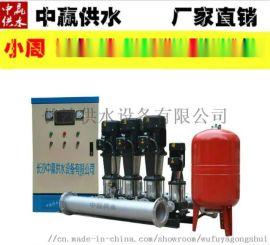 1.1kw小区/学校/医院箱泵一体化无负压供水设备