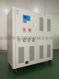 厂家销电镀用20匹水冷式冷水机