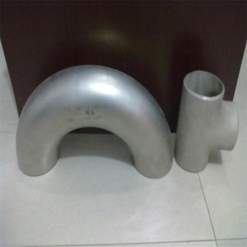 不鏽鋼衝壓彎頭45度彎頭管件生產廠家