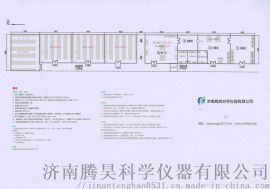 组培室设计图,组培室平面图,组培设计图