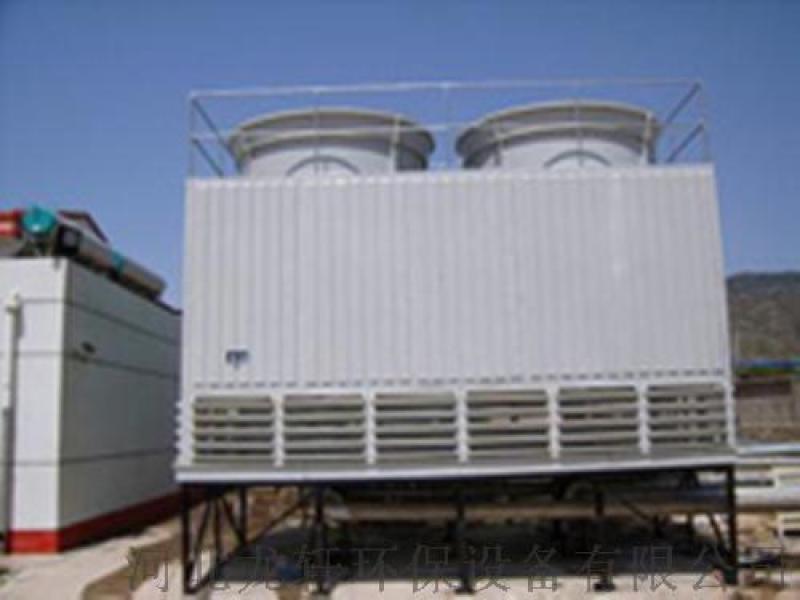 玻璃钢方形逆流式冷却塔 横流冷却塔 型号齐全