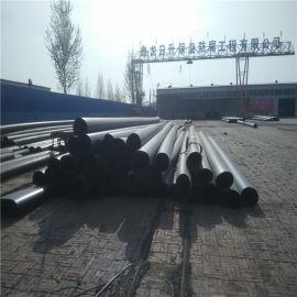 百色 鑫龙日升 钢套钢蒸汽保温钢管dn200/219聚氨酯夹克管