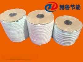 工业炉耐高温密封绳陶瓷纤维绳硅酸铝陶瓷纤维盘根