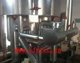 管道保温工程施工队,镀锌铁皮保温施工