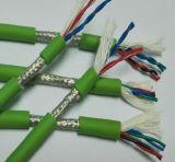 拖链电缆电线 TRVV高柔性机械手电缆
