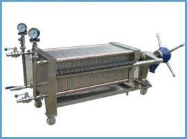 耐腐蚀不锈钢压滤机