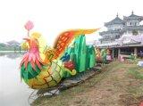 中国灯会之乡--自贡彩灯