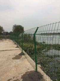 围墙护栏网 浸塑铁网围墙护栏 合肥护栏网厂商