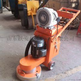 工厂热销水泥地打磨机 钢板除锈机 旧环氧漆清除机