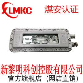 供应DGS60/127L(A)矿用隔爆型巷道灯