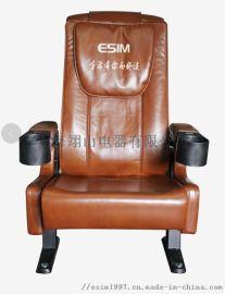 电影院座椅都换成按摩椅了,共享影院按摩椅来了。