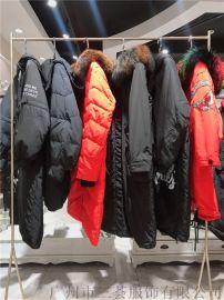 品牌折扣女裝賓賓羽絨服貨源一份多少錢
