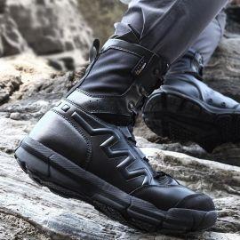 轻特种兵透气防水SF徒步男鞋靴作训 靴沙漠B超登山鞋07