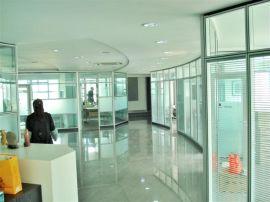 办公室装修成品玻璃隔断