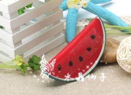 麦麸水果西瓜手工精油香皂