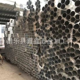 北京建材市场有什么样的铝圆管 铝圆管厚度