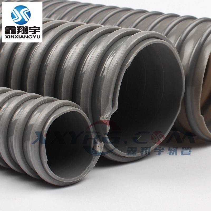 鑫翔宇/XXYRG批发PVC方筋增强软管,PD方骨软管,磨床吸尘管150
