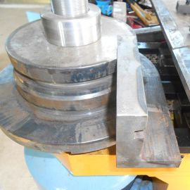 液壓彎管機模具定制不鏽鋼管鐵管彎管模具防皺模芯棒