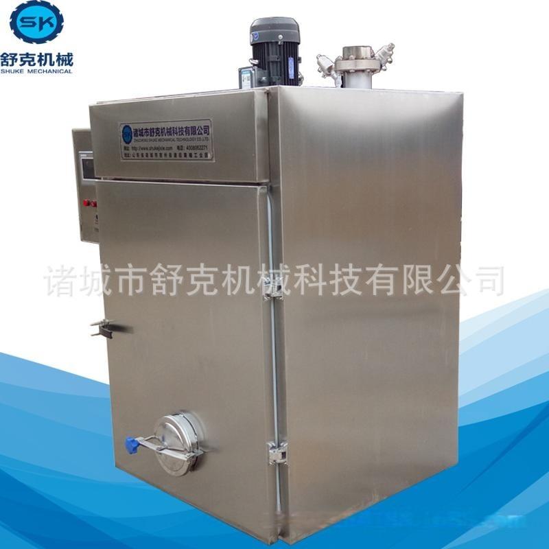 渔产品电加热自动控温型糖熏炉 白糖熏制作鸡鸭鹅