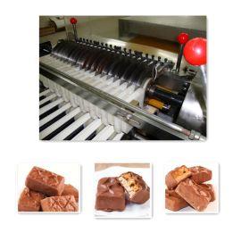 厂家直销代餐营养棒生产线  多功能全自动糖果机械设备  糖果机
