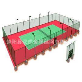 体育场围栏网  运动场护栏网  学校隔离网 产地货源