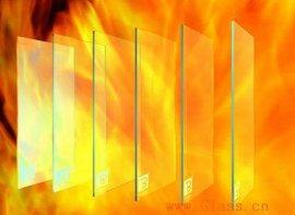 10mm單片非隔熱型防火玻璃