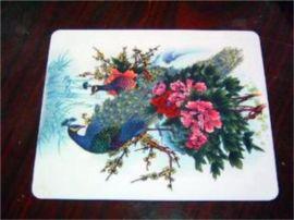 维叶环保彩色硅胶餐垫2