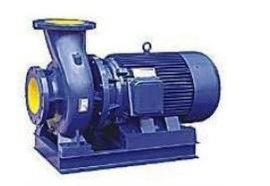 不锈钢卧式管道离心泵,ISW离心泵