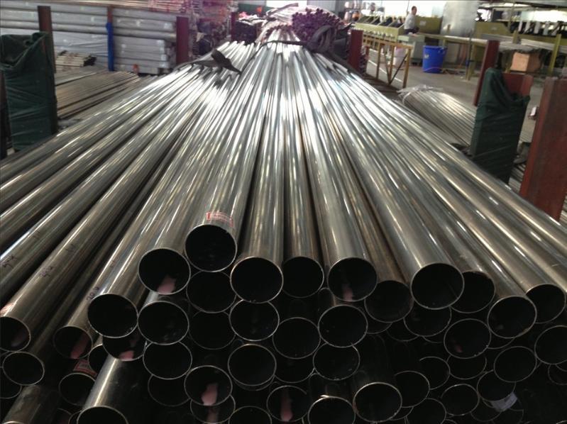不鏽鋼管 201/2B不鏽鋼方管 電鍍設備用管