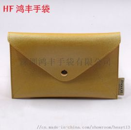 卡包卡夹暗扣A4文件包 PU文件袋韩版包暗格PU卡包