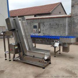 海参料斗分级机重量分选机多少钱