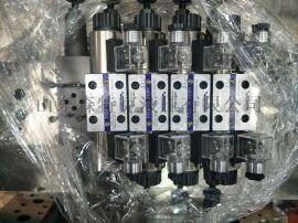山东森特克液压现货销售力士乐型电磁阀4WE6E-6X-ED24